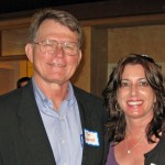 Tom Warner and Ellyn Bogdanoff