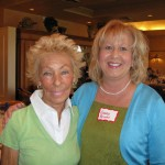 Carol Hurst and Starla Brown
