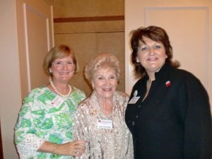 Joy Stone, Anne Rawlings, Melissa Andrews