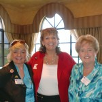 Bette Anne Starkey, Melissa Nash, Mercedes Garcia