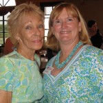 Carol Hurst and Joy Stone