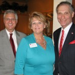 Mayor Abrams, Melissa Nash, Bill Diamond
