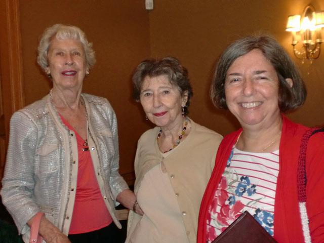 Diane Korbis, Lilly Rotter, Iris Scheibl