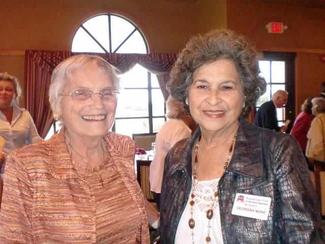 Adele Kirkpatrick, Georgina Moore