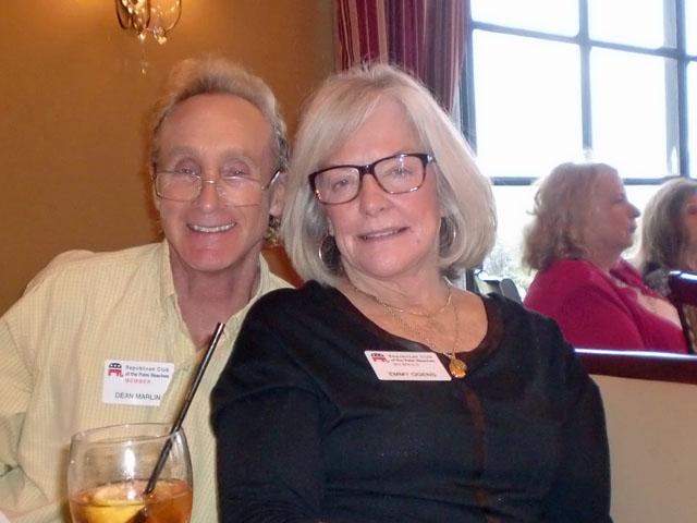 Dean Marlin, Emmy Ogens