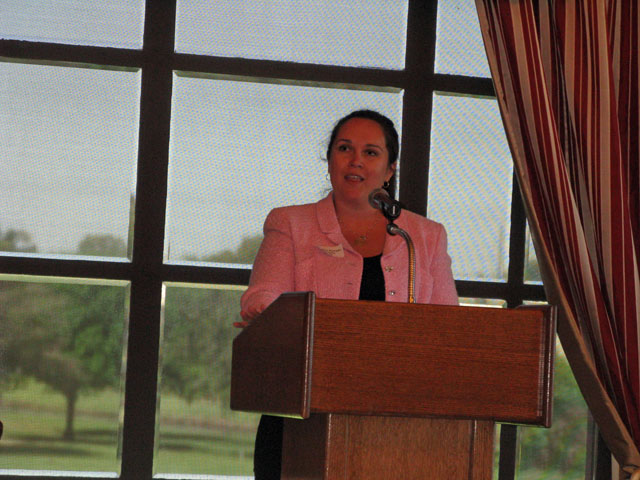 CD22 Candidate Andrea McGee