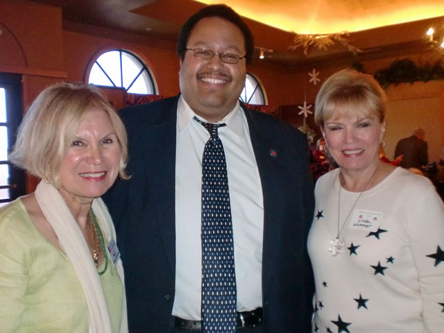 Delia Menocal, Michael Barnett, Linda Wummer