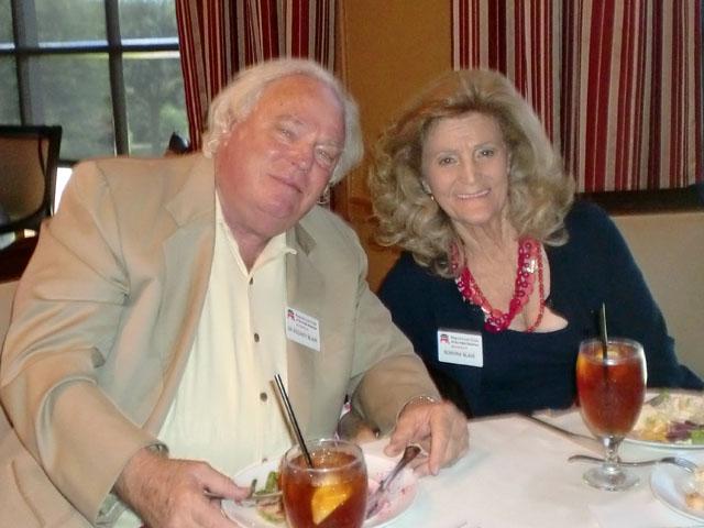 Dr. Rodney Blair and Sondra Blair
