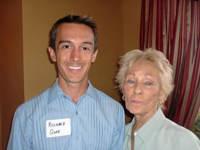 Richard Gore, Carol Hurst