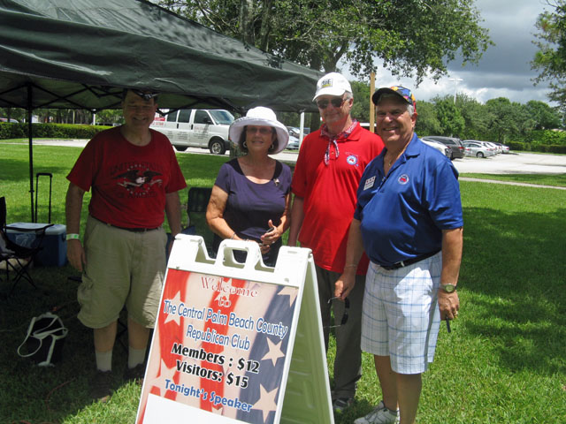 Republican Club of Central Palm Beach County