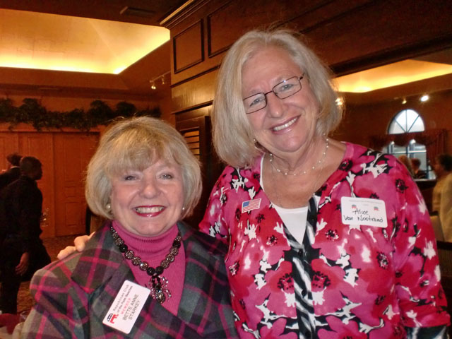 Bette Anne Starkey, Alice Van Nostrand
