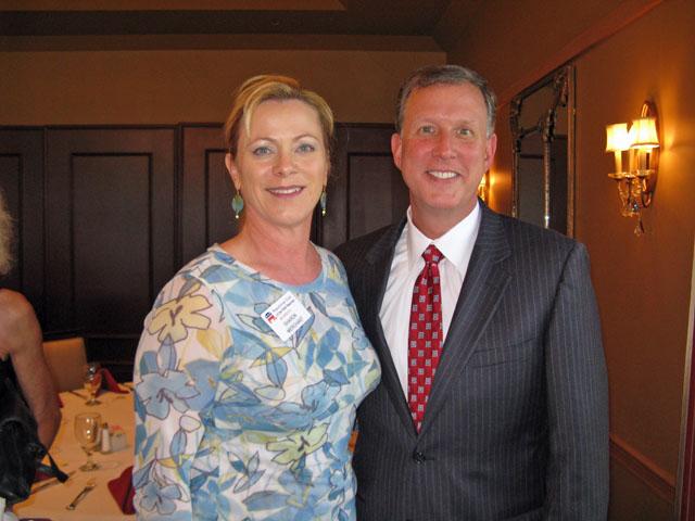 Sharon Merchant, Herschel Vinyard