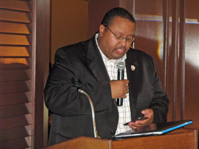 GOP VP Michael Barnett