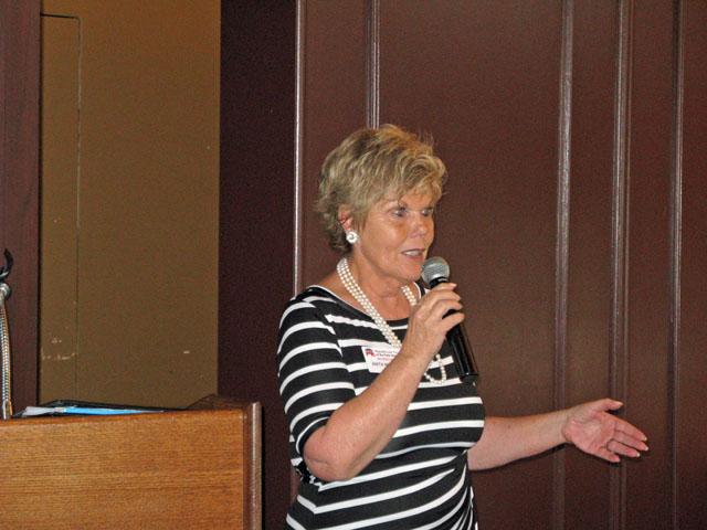 PBC GOP Chair Anita Mitchell