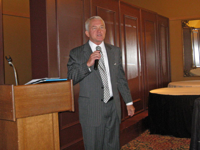 Former Congressman Mark Foley