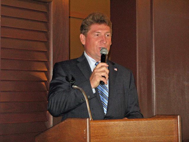 CD22 Candidate David Wagie