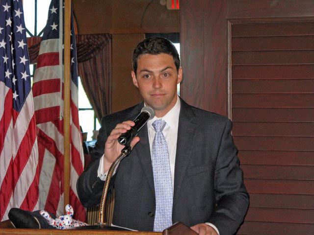 Moderator Rick Kozell