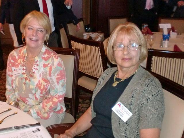 Emmy Ogens and Jennifer Hunsinger