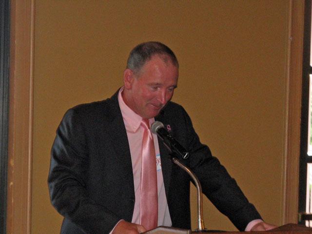 Representative Pat Rooney
