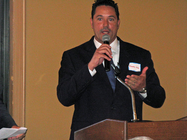 CD21 Candidate Henry Colon