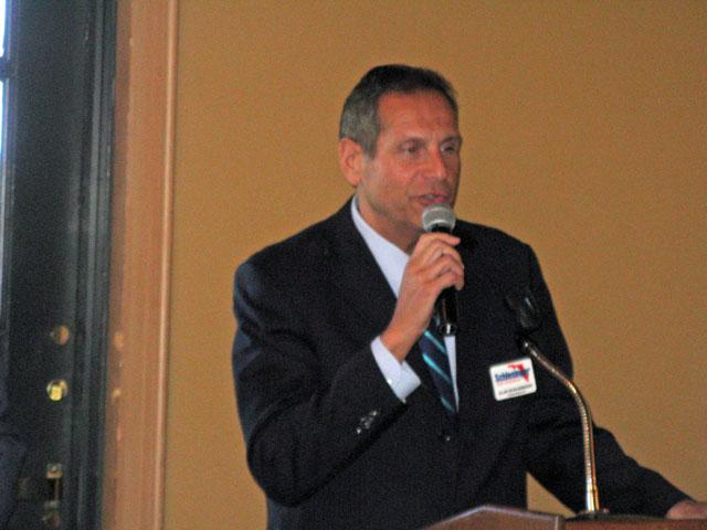 CD18 Candidate Alan Schlesinger