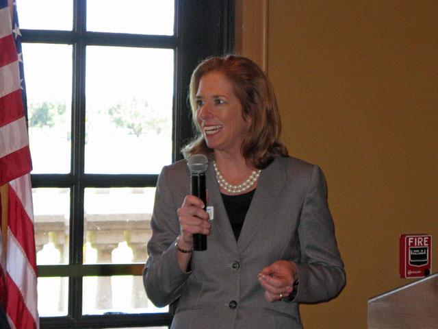 CD18 Candidate Ellen Andel